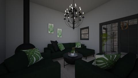 Students house - Modern - Living room - by Marlisa Jansen