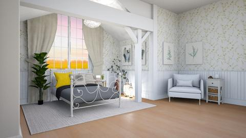 Anita room - Classic - Bedroom - by norkis