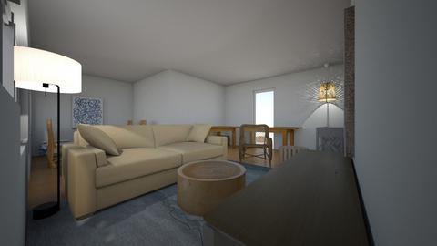 Aly MB LR rev3 - Living room  - by allykazoo