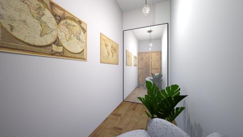 sypialnia  - Bedroom  - by monek299