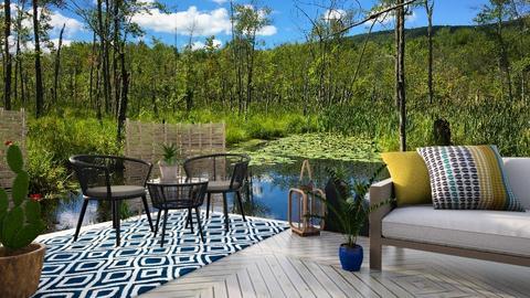 Pond - Classic - Garden  - by jjannnii