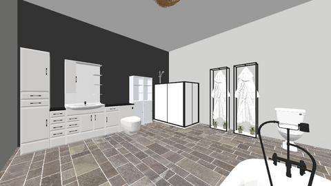bathroom - Bathroom  - by MadisonTowner