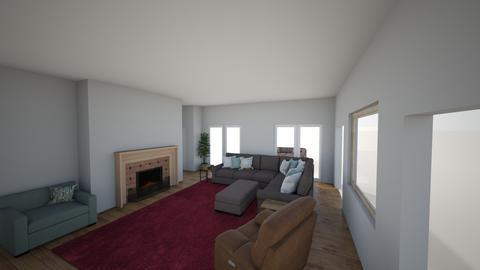 Den - Living room  - by Ljvosecky