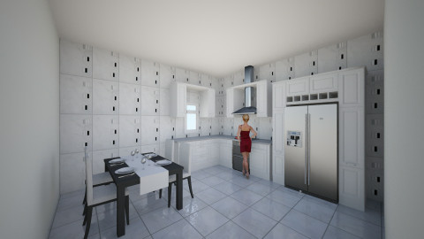 Bucatarie 14 - Rustic - Kitchen  - by Ionut Corbu