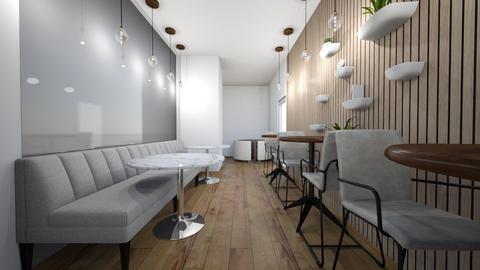 coffee shop - Office  - by purplehouse