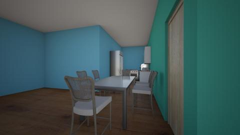 Whole House - Living room  - by jebensanity