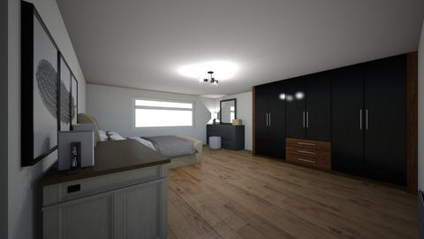 dream bedroom - Bedroom  - by 21MihalutaEl