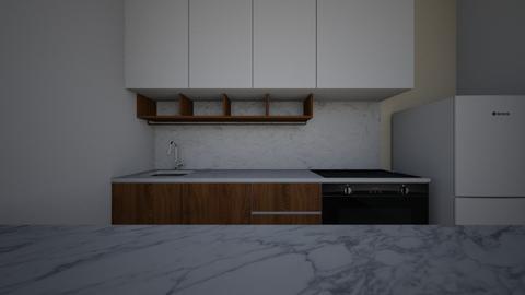 Cocina - Minimal - Kitchen  - by ascali