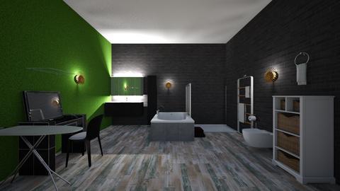 Modern Bathroom  - Modern - Bathroom  - by Annabel C