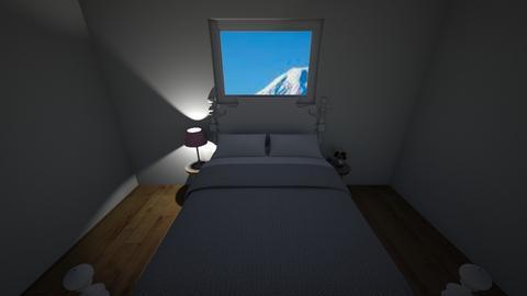 MountainBedroom SaraL4472 - Bedroom  - by EllaFlower1