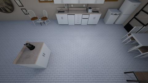 Roomstyler Kitchen - Kitchen  - by faithhansen24