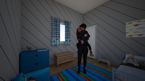 Little Boy Room - Kids room  - by 20010761