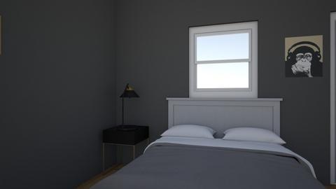 My room - Bedroom  - by faridsalfarizi