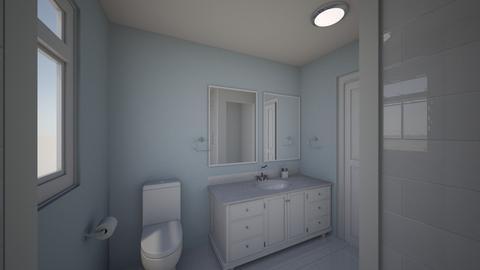 hoogvelt - Bathroom  - by elainebarry
