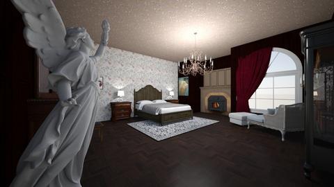 edith - Bedroom  - by mariatsat
