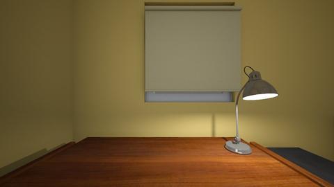 Retro Desk - Bedroom  - by mspence03