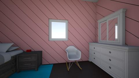 girl bedroom - by briannawest140