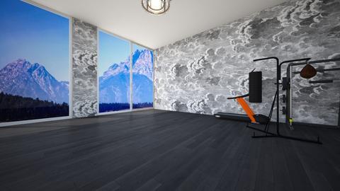 Yoga Studio - Living room - by User29462946