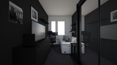 pokoik - Living room  - by janekolkapozdro