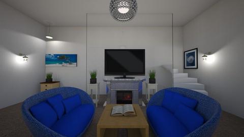 Living 4 - Modern - Living room  - by Amelia i Szymon