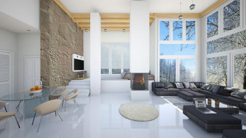 mini_naturell  - Modern - Living room  - by Ida Dzanovic