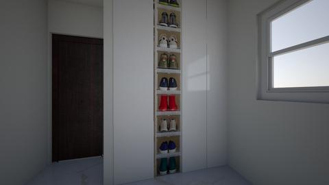 sweet father wardrobes - Bedroom  - by jfx