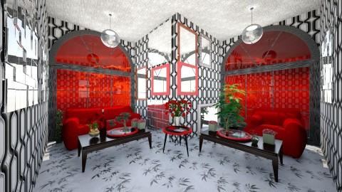 DArktoLIght - Vintage - Living room  - by lori gilluly