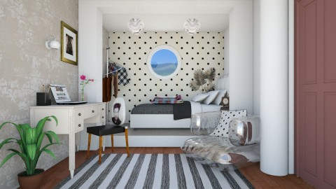 Starck - Kids room  - by Liu Kovac