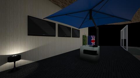 sams bedroom - Modern - Bedroom  - by reggie on 30fps