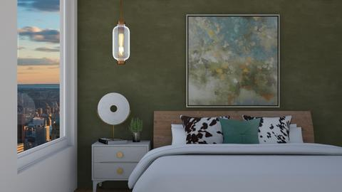 pleasant  - Modern - Bedroom  - by moommusr
