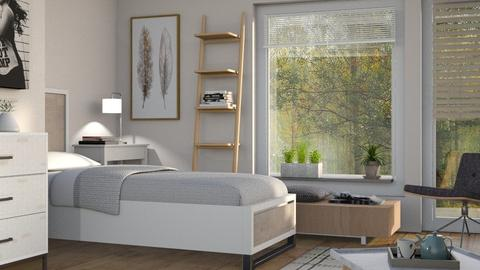 Monsungatan Bedroom - Modern - Bedroom  - by Sally Simpson