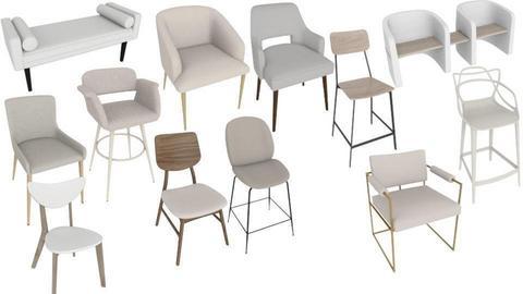 Treehouse chairs bs - by merazandrea