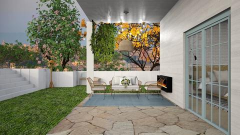 patio - by irisrmks