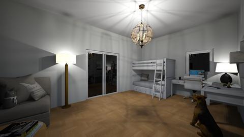 abitacion  - Bedroom  - by Danmin