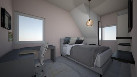 Bedroom_GER - Minimal - Bedroom  - by bruce_chelsea