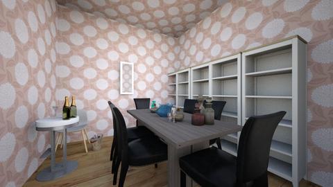 room for eating DUH - Dining room - by MeMe_13