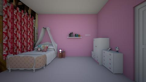 Brea dream room - Kids room  - by Brea W
