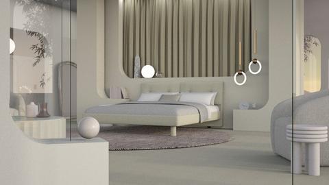 Dreamlike - Bedroom  - by dominicjames