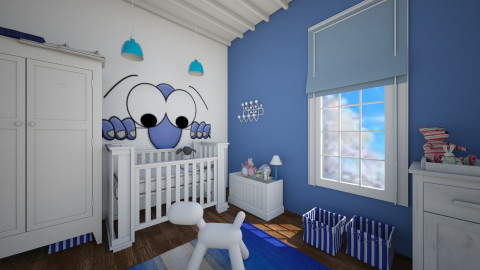 baby room - Kids room  - by rasty