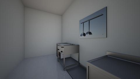 Food truck  - Kitchen  - by aliviadvorak