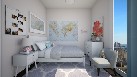 Caton Place - Kids room  - by lauren_murphy