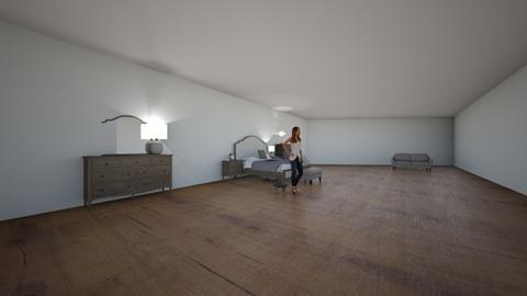 my room - Modern - Bedroom  - by Zoeper924