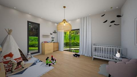 Baby room 2 - Kids room  - by Marion_