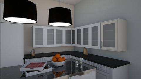 Your Kitchen ii - Kitchen  - by anirah