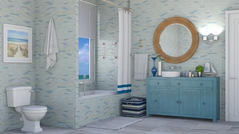 nb - Bathroom  - by lovedsign