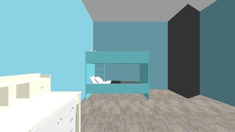 keyanna room - Modern - Kids room  - by Keyanna Whincup