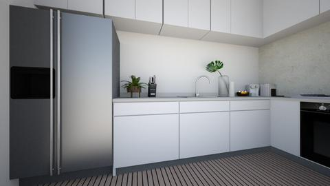 ORGANIC HOUSE P9 PANTRY  - Kitchen  - by aestheticXdesigns