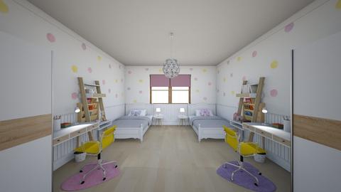76542 - Kids room  - by AleksandraZaworska98