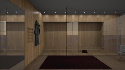 Sauna remix - Modern - by snowbear365