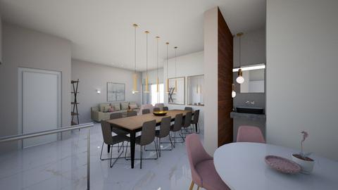 afik1 - Classic - Living room  - by oritoritg